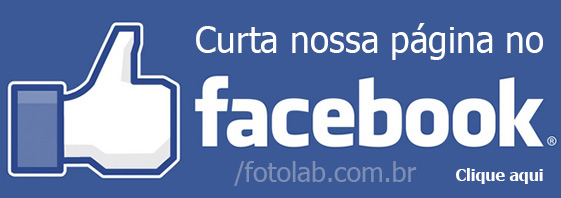Curta no Facebook fotolab